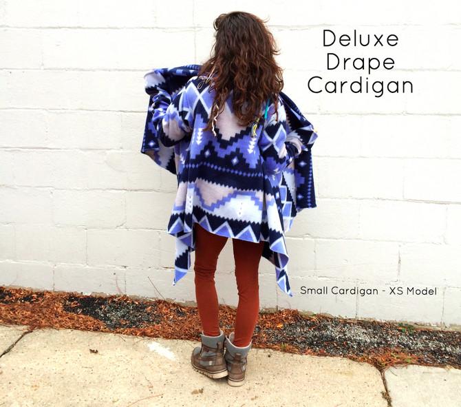 Deluxe Drape Cardigan