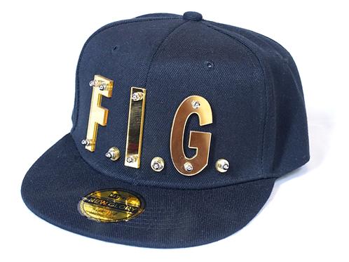 """Bling """"Fig"""" Hat"""