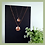 Thumbnail: Rose Flower Necklace - Large - Solid Rose Gold