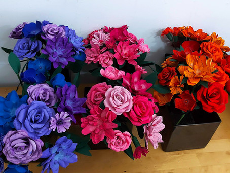 Why Now's the Time to Switch to Paper: Corporate Flowers for Uncertain Times