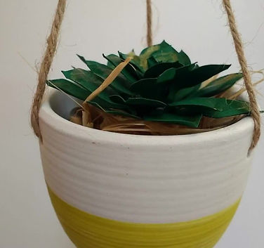 How to make a paper succulent