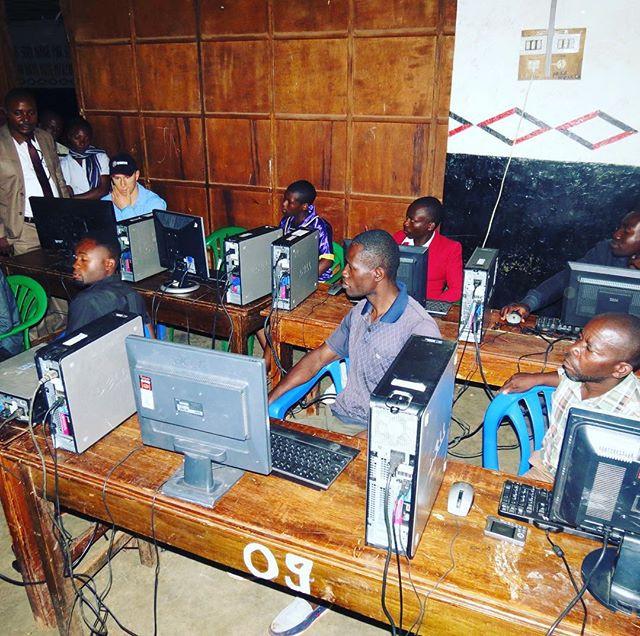 Panzi Computer Training Centre