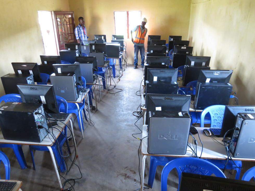 Luvungi Computer Training Centre