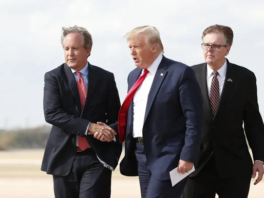 Ross Ramsey: Ken Paxton, Texas' top lawyer, plays for an audience of one