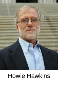 The Real Green Deal: Green Party presidential candidate Howie Hawkins talks with us!