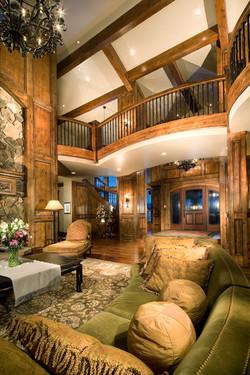 Quarry Mountain Living Room