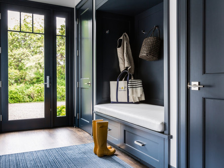 5 Things Thursday: 5 Great Interior Color Palettes for 2020