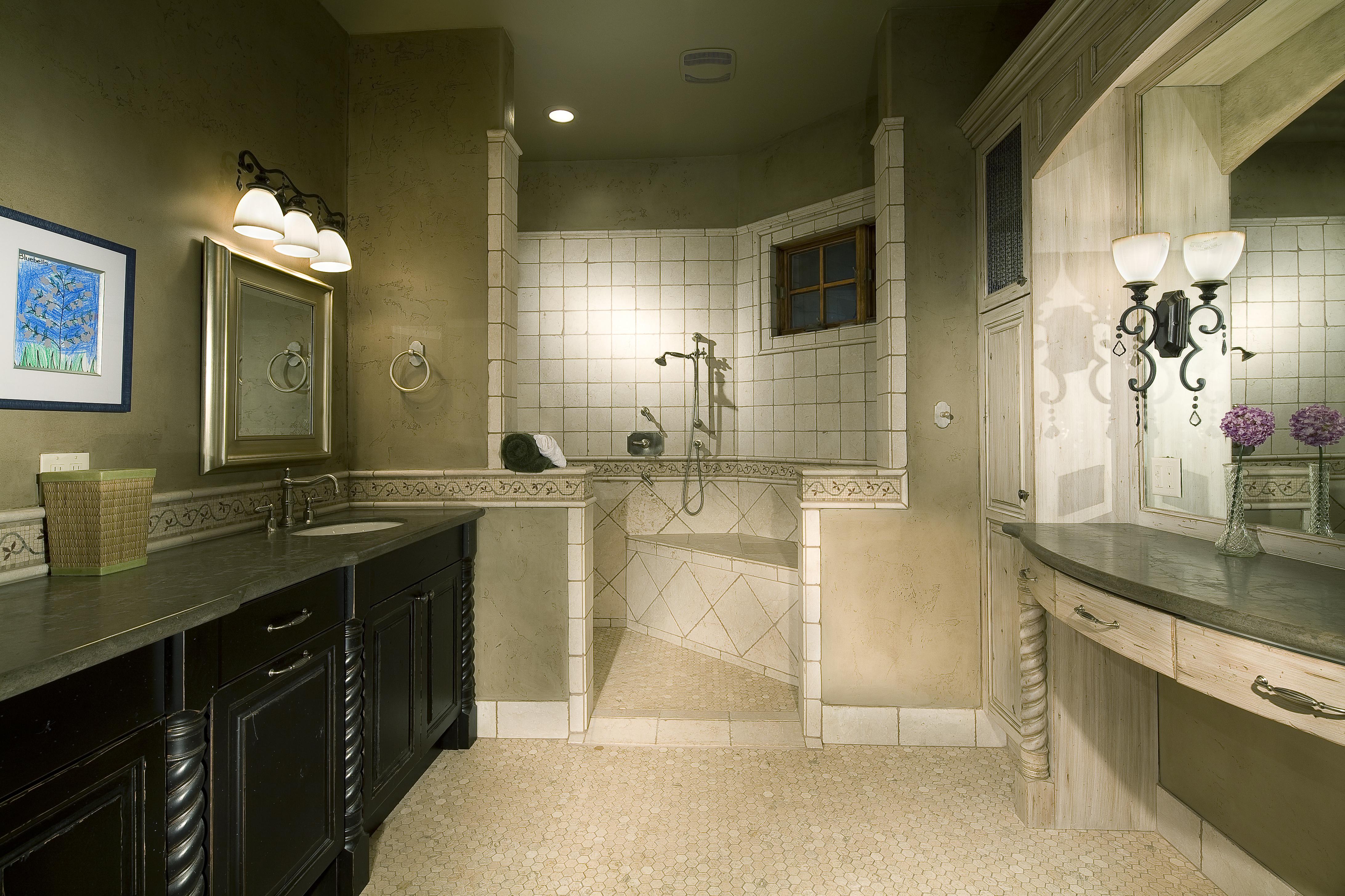 Quarry Mountain Guest Bath