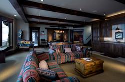 Stevenson Basement Family Room