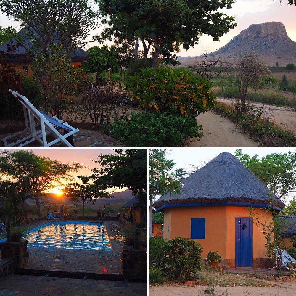 4x4 Adventure Madagascar Isalo Ranch