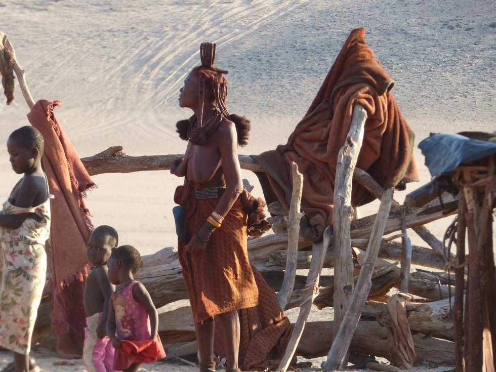 2019 May 15- Namibia- Puros (58) Himba Village