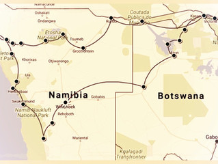 Follow Our Adventure Across Southern Africa