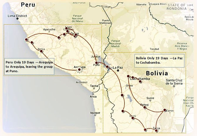 Peru-Bolivia Adventure