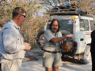 Southern Africa 31-Day Namibia, Botswana and Victoria Falls Travel Blog Part 1