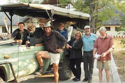 Self drive adventure Okavango Delta