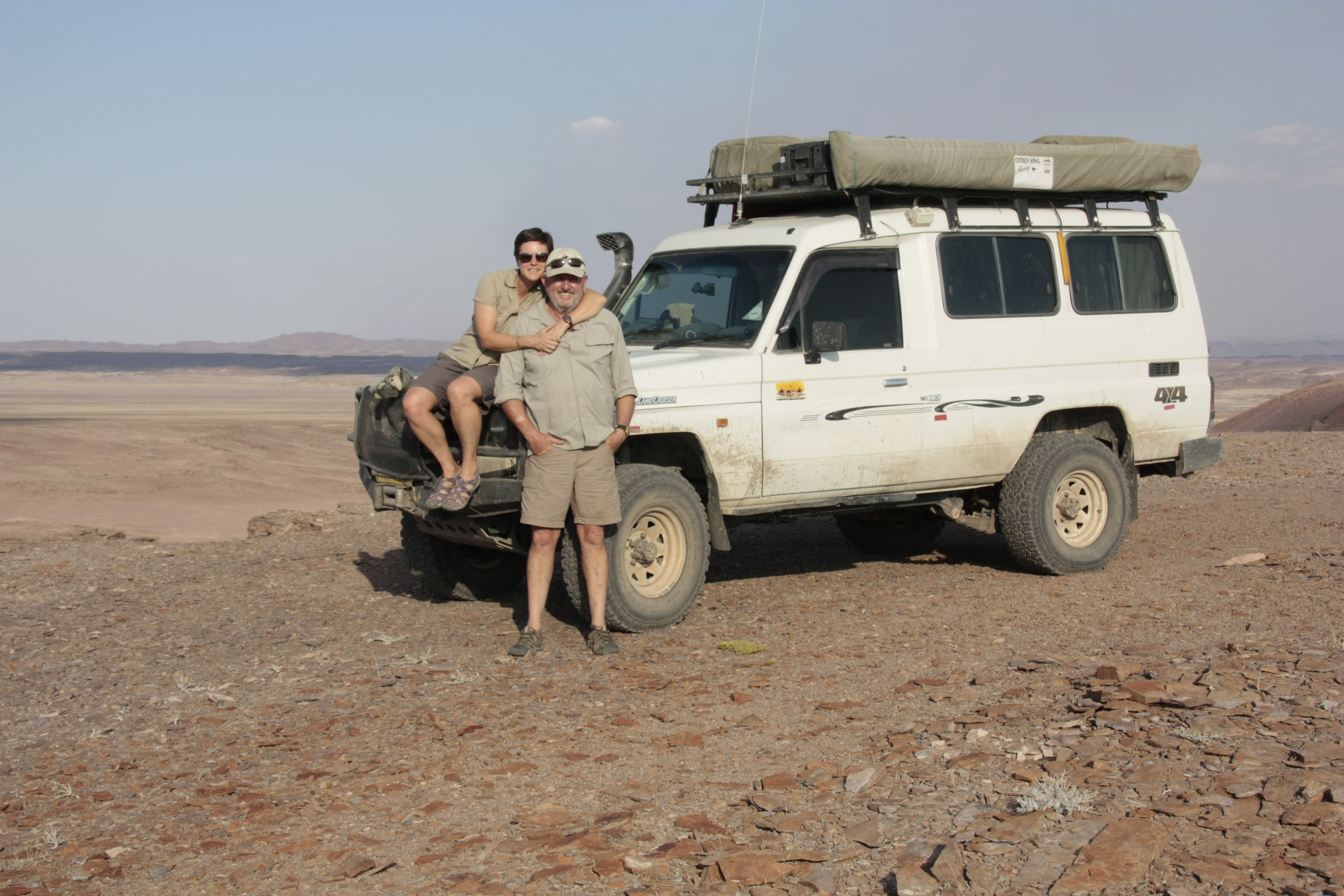 Self Drive Adventures 4x4 Rentals Namibia Botswana & South