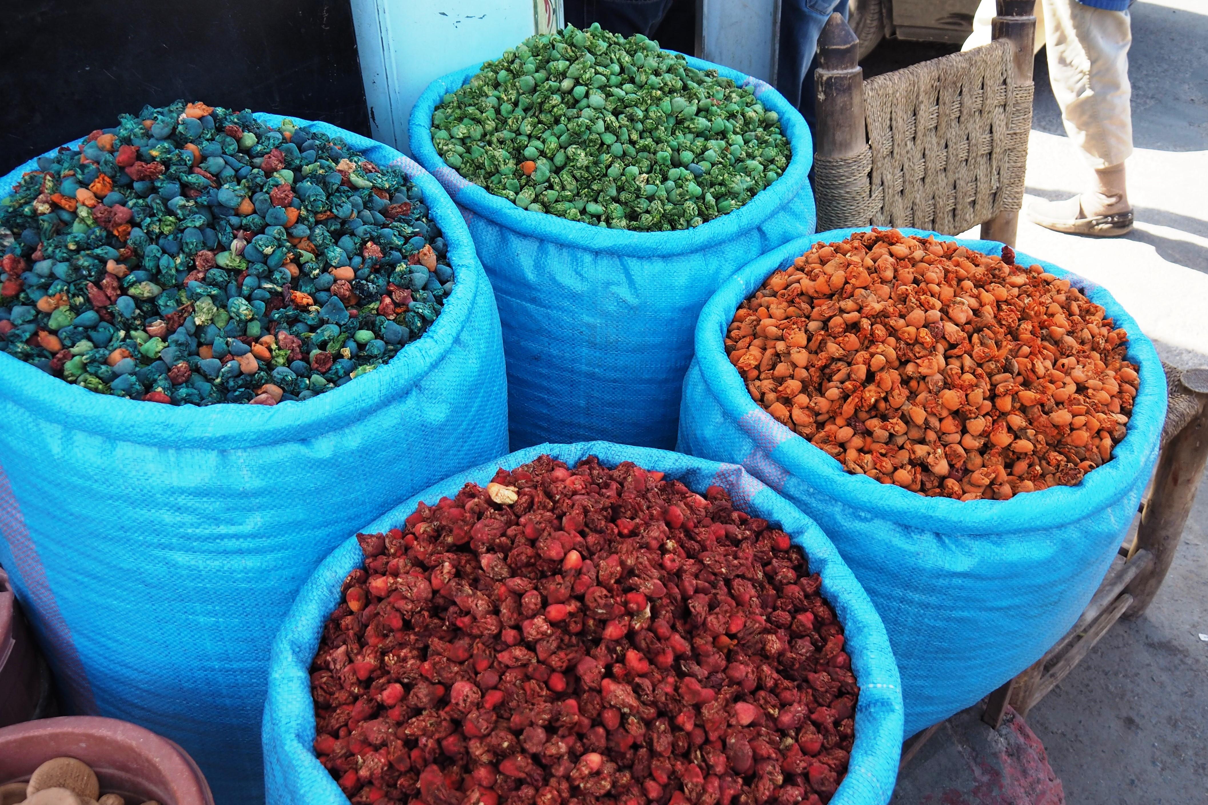 Spices & Colour