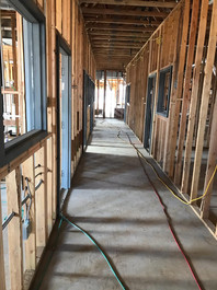 Interior Wall Framing