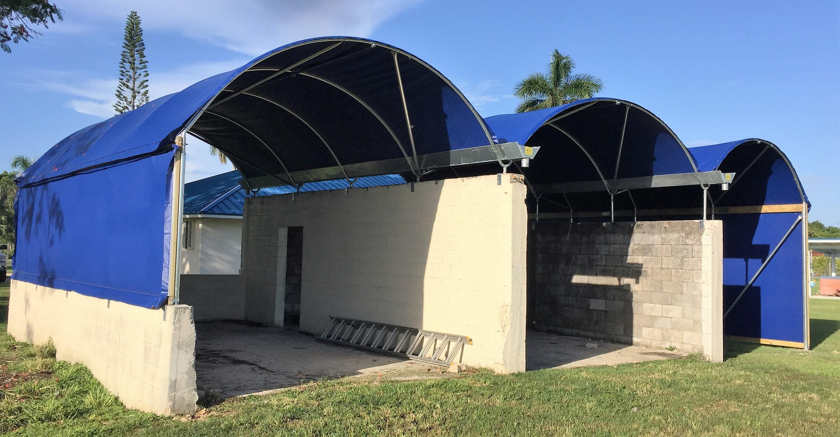 Customizable Shelters