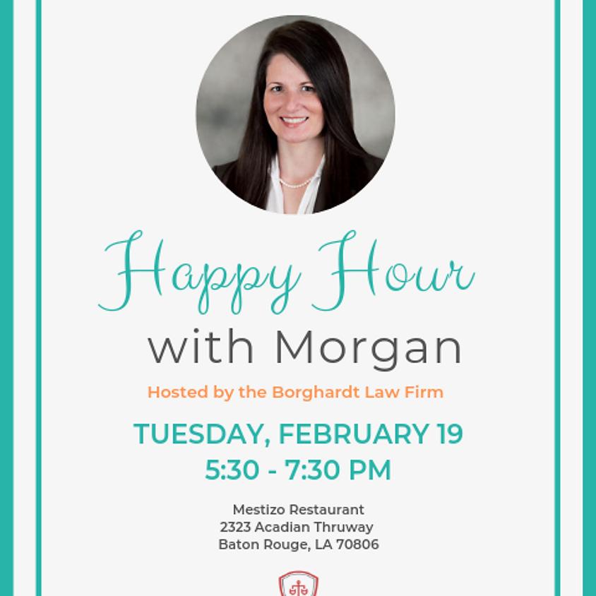 Happy Hour with Morgan