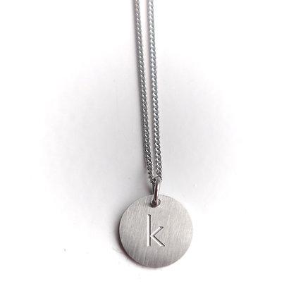 my letra - k