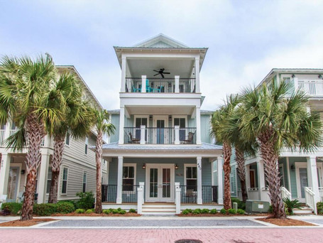 30A Beach Town Living: Finance your Inlet Beach home with a Conventional Loan and Save Big!