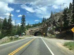 Auf dem Weg nach Gunnison