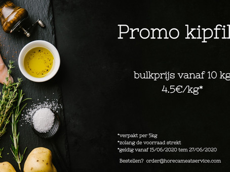 promo kipfilet bulk