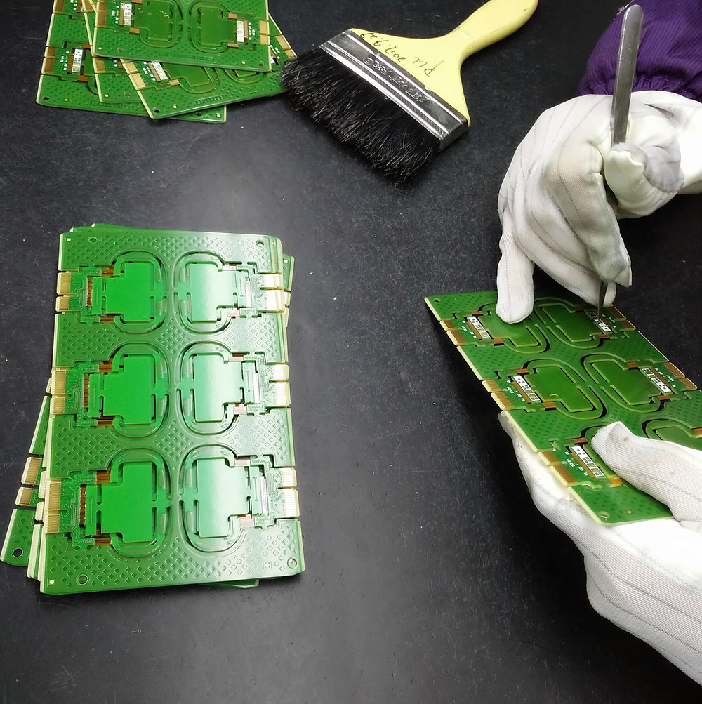 FR4 green PCB