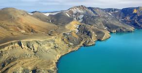 Oskjuvatn Lake in Askja