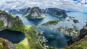 Top 10 Tourist Destinations in Norway