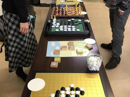 「ハート将棋」が、7つのボードゲームを同時に行う、全国で話題沸騰の『桑名七盤勝負』の2019年 年間スポンサーに