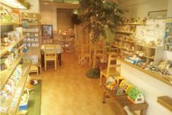 木のおもちゃ・雑貨とジェラート・カフェの店【ウディック(Woodayice)】