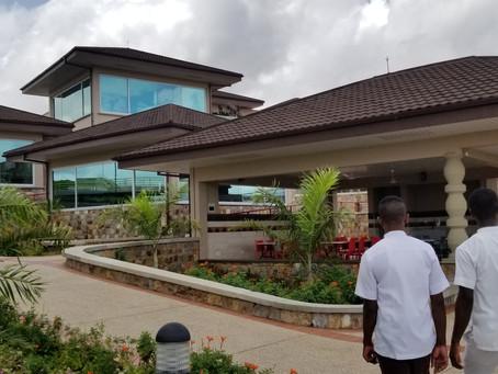 Virtual Canva Anyone? Students in Ghana learn from AIKI