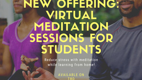 Virtual Meditation Sessions for University Students