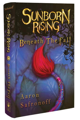 Cover of Beneath the Fall