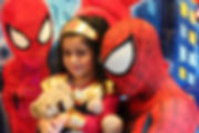 Meet Your Favourite Superhero