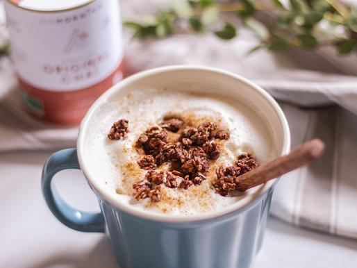 Oatmeal Latte - Porridge au café bio du Pérou