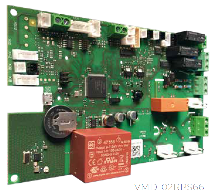 Heat Recovery Unit Controller - VMD-02RPS66