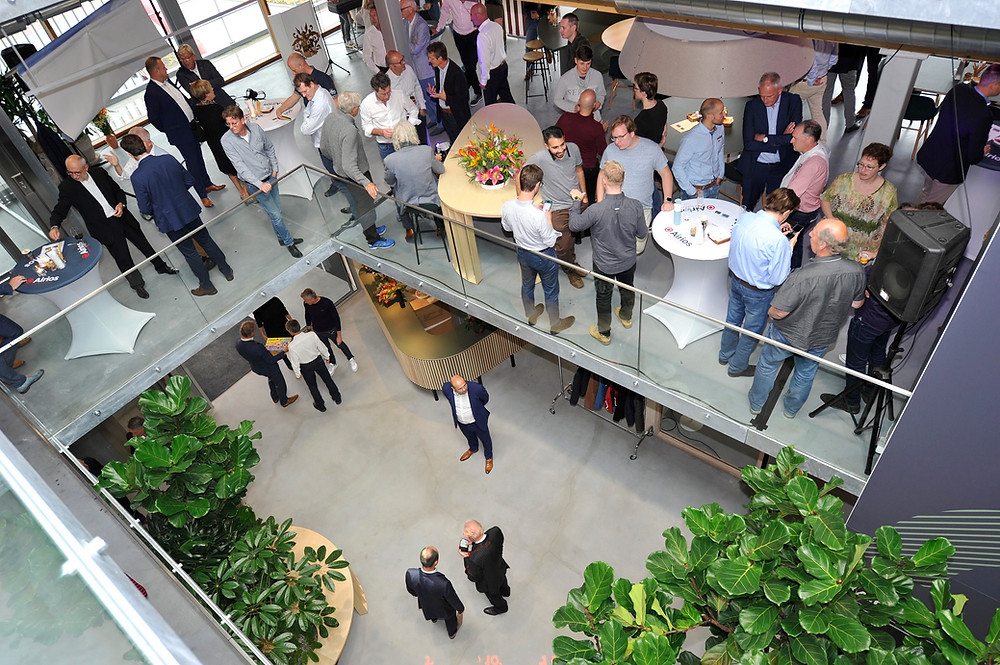 Official opening - overview photograph