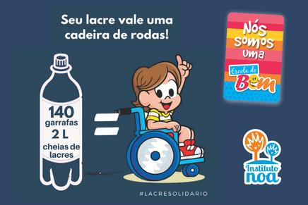 Começa a campanha Lacre Solidário 2019
