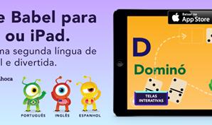 APP permite que as crianças aprendam mais de uma língua brincando