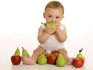 Alimentação complementar é fundamental para o bom desenvolvimento