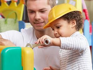 Pais precisam incentivar o dom dos filhos desde a infância
