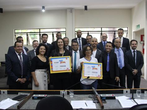 Câmara de Itabira oficializa adesão de instituições de ensino ao Programa Escolas do Bem
