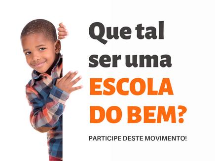 Programa Escolas do Bem expande sua atuação em SP pelo desenvolvimento pleno da primeira infância