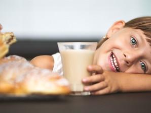 Conheça os benefícios do pão no café da manhã das crianças