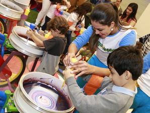 Exploração Discovery Kids traz diversão para as crianças no Iguatemi Esplanada