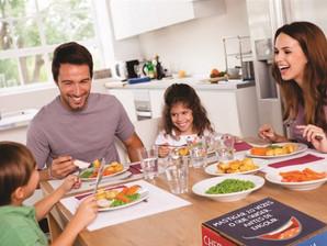 Como convencer as crianças a comer alimentos saudáveis?