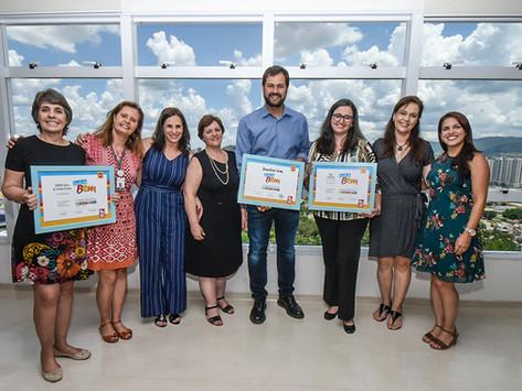 Prefeito de Jundiaí entrega título às primeiras Escolas do Bem do município